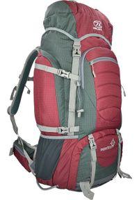 Czerwony plecak Highlander
