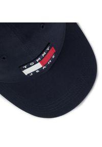 Niebieska czapka Tommy Jeans #4