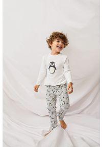 Biała piżama Mango Kids