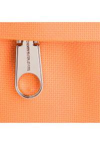 Pomarańczowa torba Calvin Klein Jeans sportowa