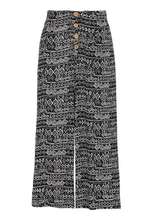 Czarne spodnie Cellbes z podwyższonym stanem
