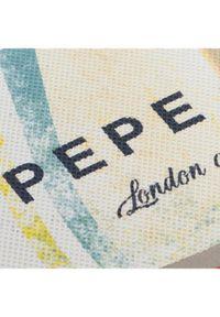Niebieskie japonki Pepe Jeans #7