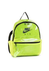 Żółty plecak Nike