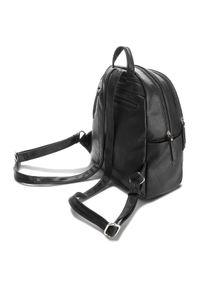 Czarny plecak Gabor elegancki