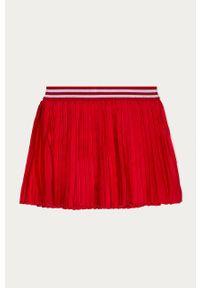 Czerwona spódniczka OVS