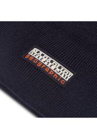 Niebieska czapka Napapijri