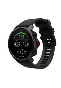 POLAR - Zegarek do biegania z GPS Polar Grit X Black M/L. Materiał: polar. Styl: sportowy, casual