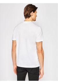 Baldessarini T-Shirt Terenzo 47399/000/5357 Biały Modern Fit. Kolor: biały