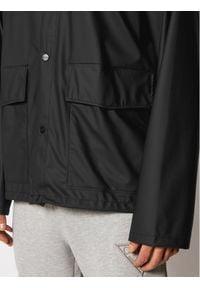 Rains Kurtka przeciwdeszczowa Unisex 1826 Czarny Regular Fit. Kolor: czarny