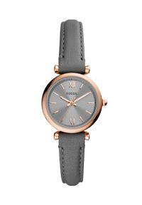 Szary zegarek Fossil