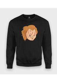 MegaKoszulki - Bluza klasyczna Laleczka Chucky. Styl: klasyczny