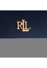 Lauren Ralph Lauren - Plecak LAUREN RALPH LAUREN - Clarkson 27 431795043004 Lauren Navy. Kolor: niebieski. Materiał: materiał. Styl: klasyczny