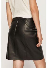 Czarna spódnica Vero Moda casualowa, na co dzień