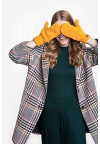 Pomarańczowe rękawiczki PaMaMi