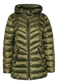 Zielona kurtka zimowa iBlues