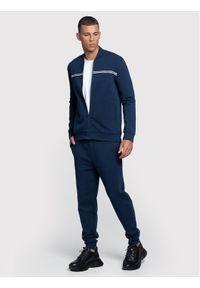 Vistula Bluza Bastien XA0783 Granatowy Regular Fit. Kolor: niebieski