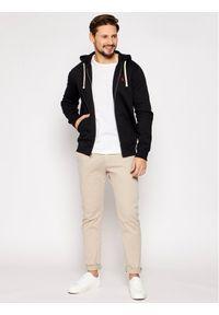 Polo Ralph Lauren Bluza 710548546003 Czarny Regular Fit. Typ kołnierza: polo. Kolor: czarny