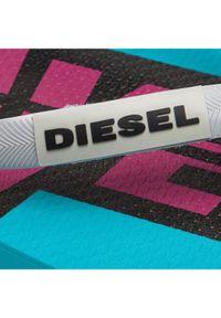 Niebieskie japonki Diesel