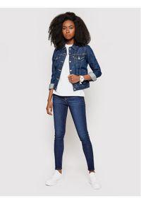Levi's® Jeansy 720™ 52797-0024 Granatowy Super Skinny Fit. Kolor: niebieski