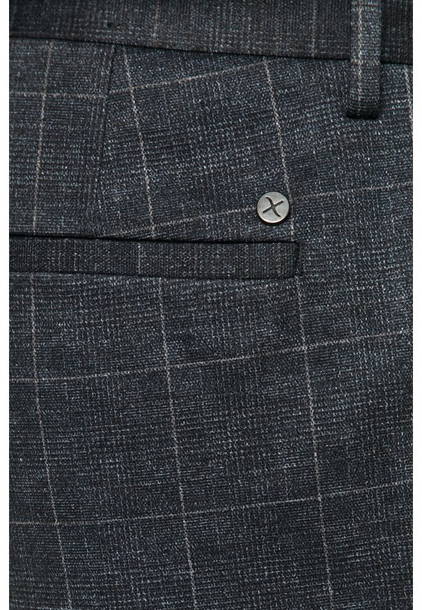 Niebieskie spodnie Clean Cut Copenhagen