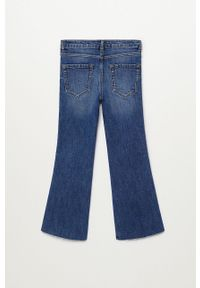 Morskie jeansy Mango Kids