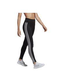 Legginsy sportowe Adidas ClimaLite (Adidas), w kolorowe wzory, długie