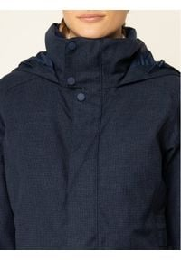Niebieska kurtka zimowa Burton
