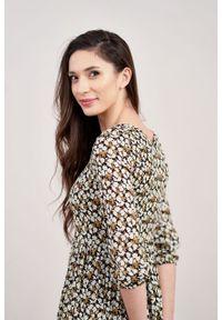 Marie Zélie - Sukienka Hypatia Nutans. Materiał: tkanina, bawełna, wiskoza, materiał