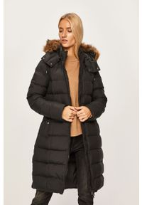Czarna kurtka Polo Ralph Lauren casualowa, polo, na co dzień