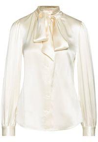 Beżowa koszula Tory Burch