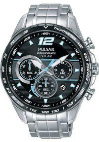 Zegarek Pulsar Zegarek Pulsar Solar męski chronograf PZ5031X1 uniwersalny