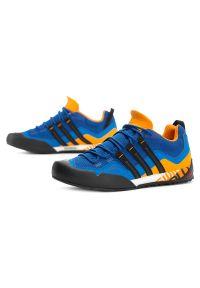 Sneakersy Adidas wspinaczkowe, Adidas Terrex, z cholewką