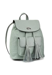 Zielony plecak DeeZee klasyczny