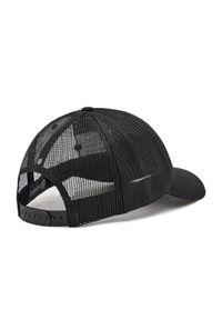 Element - Czapka z daszkiem ELEMENT - Icon Mesh Cap U5CTB7 All Black. Kolor: czarny. Materiał: materiał, bawełna, poliester