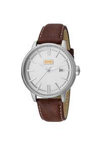 Srebrny zegarek Just Cavalli