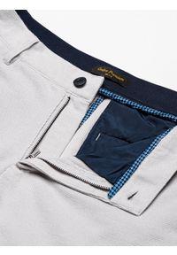 Szare spodnie Ombre Clothing eleganckie #5