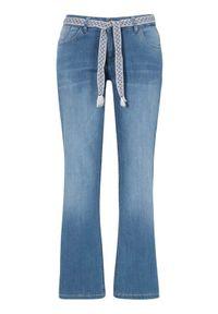 Niebieskie jeansy Cream