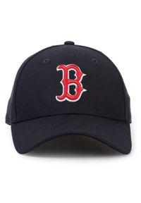 Czarna czapka z daszkiem New Era