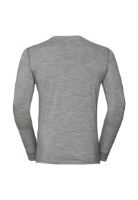 Bielizna Odlo Merino Shirt M 550642. Materiał: materiał, wełna. Długość rękawa: długi rękaw. Długość: długie