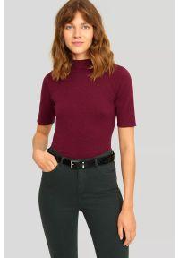 Greenpoint - Dopasowany sweter ze stójką. Typ kołnierza: kołnierzyk stójkowy