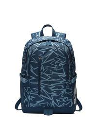 Plecak sportowy Nike All Access Soleday Printed 24L BA6342. Materiał: materiał, poliester. Wzór: aplikacja, nadruk. Styl: sportowy