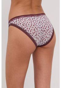 Calvin Klein Underwear - Figi. Kolor: niebieski