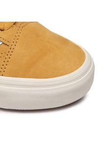 Żółte buty sportowe Vans Vans Old Skool, z cholewką