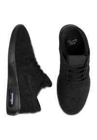 Czarne buty skate Nike Nike Air Max