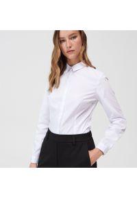 Biała koszula Mohito klasyczna