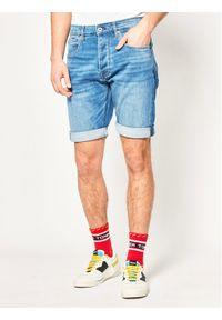 Niebieskie spodenki jeansowe Pepe Jeans