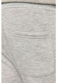 Szare spodnie dresowe Brave Soul