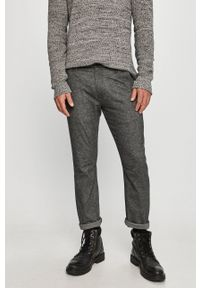 G-Star RAW - G-Star Raw - Spodnie. Kolor: czarny. Materiał: tkanina