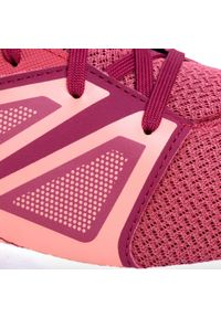salomon - Buty SALOMON - Sense J 409256 Garbet Rose/Beet Red/Coral Almond. Kolor: czerwony. Materiał: skóra, materiał. Szerokość cholewki: normalna. Sport: fitness