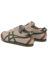 Beżowe buty sportowe Onitsuka Tiger z cholewką